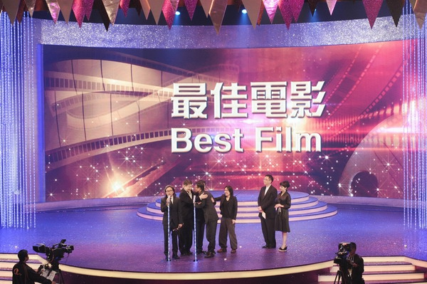 Bodyguards and Assassins Sweeps 8 Prizes in HKFA
