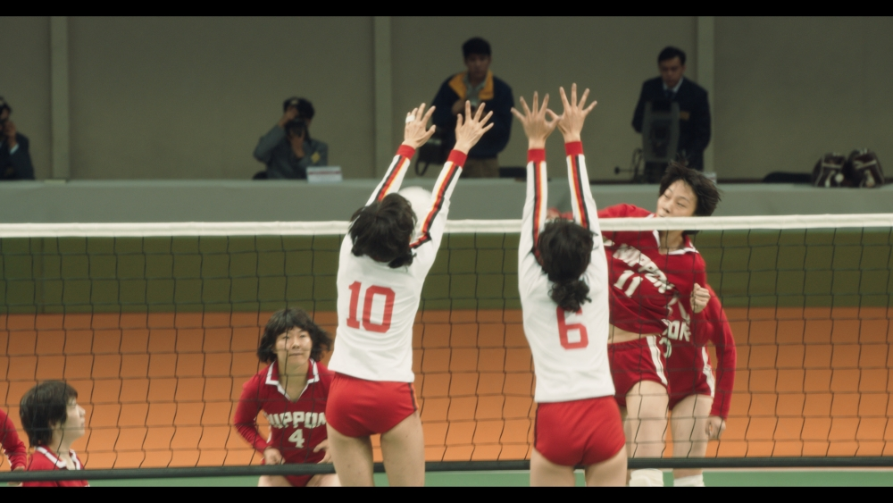 Zhong Guo Nv Pai the movie released special video in celebration of defending champion, Chinese Women's Team of its tenth Vollyball World Cup title in 2019, after perfect eleven straight wins.